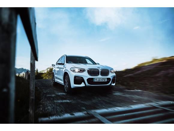 BMW X3 xDrive30e: el tercer SUV híbrido enchufable