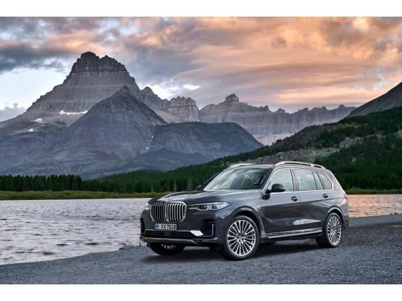 Nuevo BMW X7, el buque insignia de los SUV