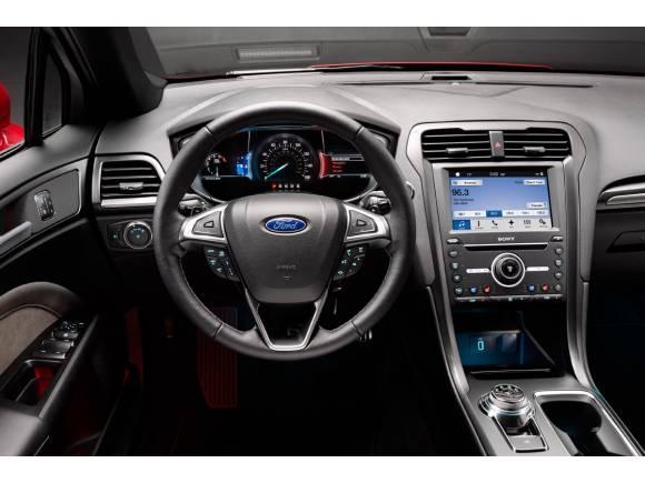 Nuevo Ford Fusion ¿el nuevo Mondeo?