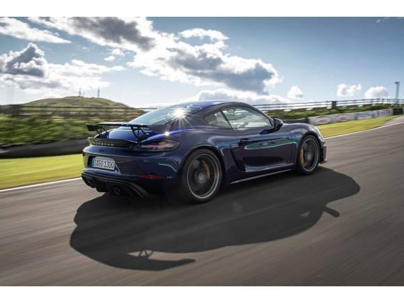 Porsche 718 4.0: ahora disponibles con cambio automático PDK