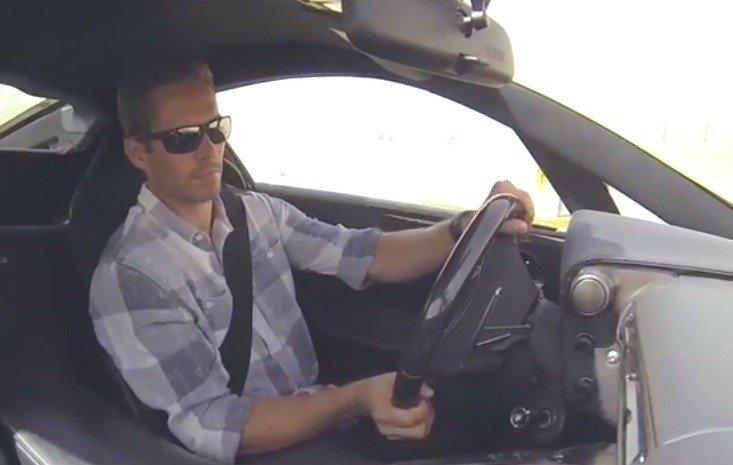 Lexus LFA - Paul Walker