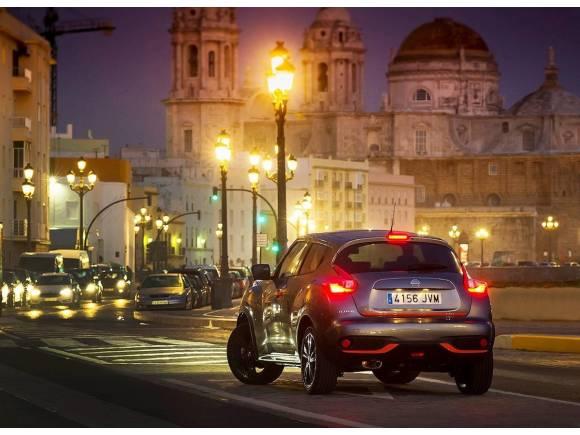 Nissan Juke, único entre los crossover urbanos