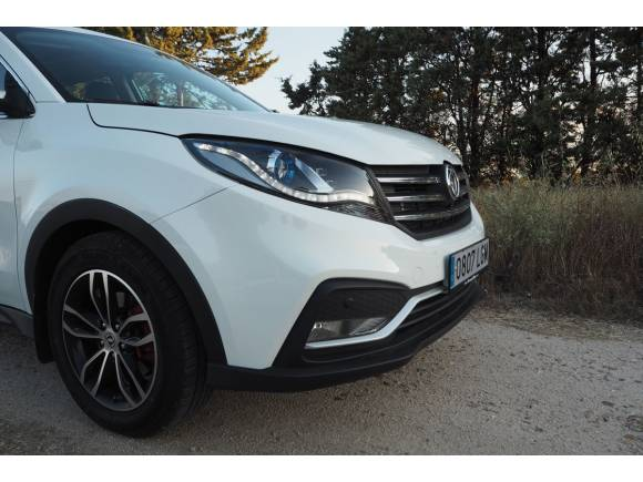 Prueba DFSK 580: ¿es interesante este SUV chino?