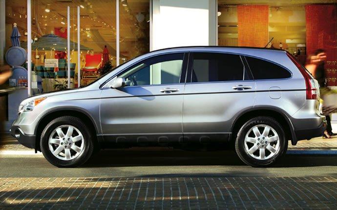El Honda CR-V es una buena opción para viajes por carretera