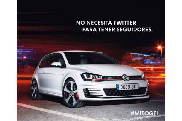 "Vídeo: Volkswagen Golf GTI 2013 ""My Way"""