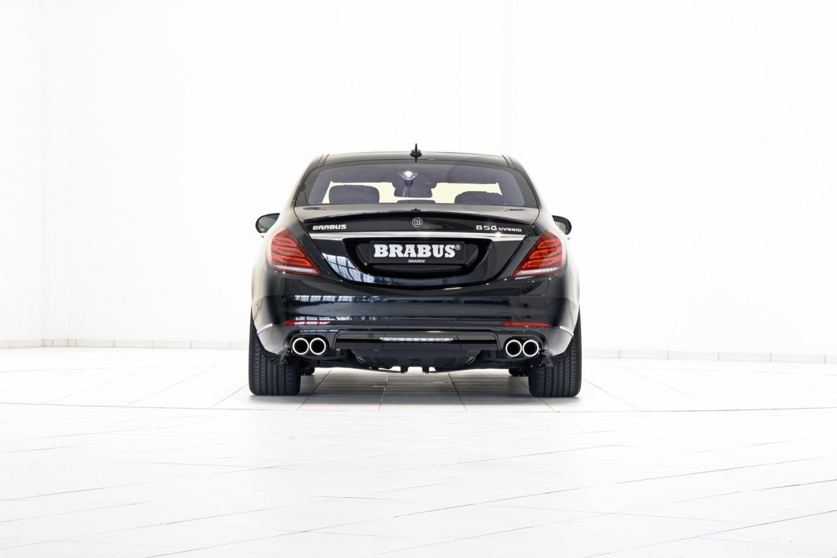 BRABUS PowerXtra B50 Hybrid