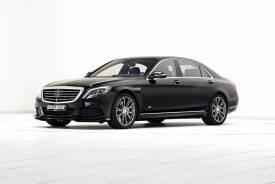 BRABUS PowerXtra B50 Hybrid: BRABUS también se atreve con los híbridos de Mercedes