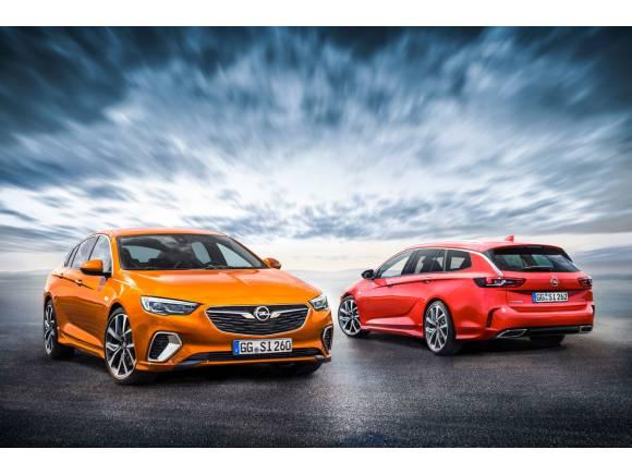Coches nuevos Opel 2018