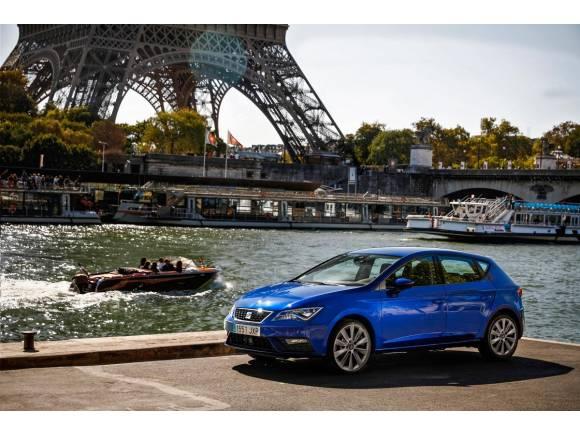 SEAT actualiza el León TGI con un motor más eficiente y potente