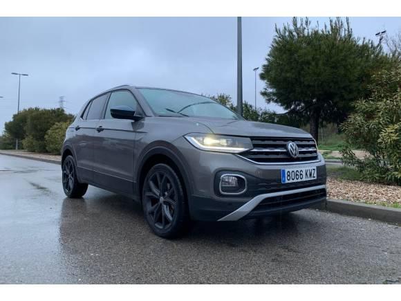 Prueba, opinión y fotos del Volkswagen T-Cross 1.0 TSI de 115 CV