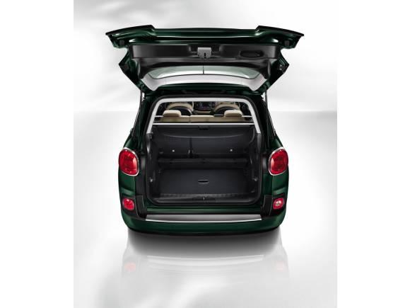 Prueba: Fiat 500L Living y Trekking, familia 500 al completo