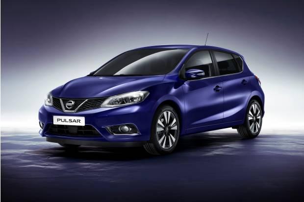 Nissan Pulsar: otro rival para el Volkswagen Golf