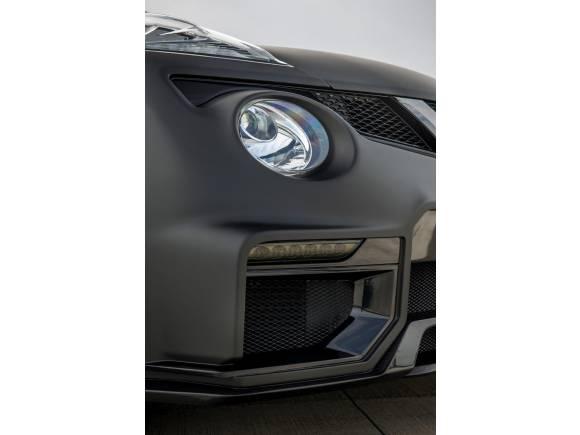 El nuevo Nissan Juke-R 2.0 debuta en Goodwood con 600 CV de potencia