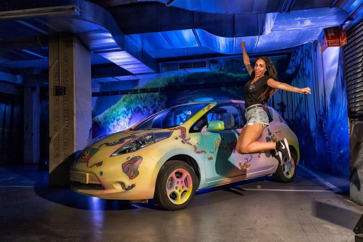 cargar coche electrico casa