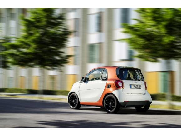 Nuevos smart fortwo y smart forfour 2014