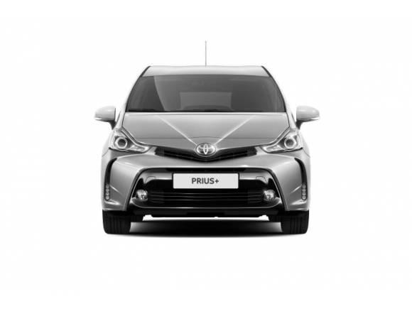 Toyota actualiza la gama del Prius+