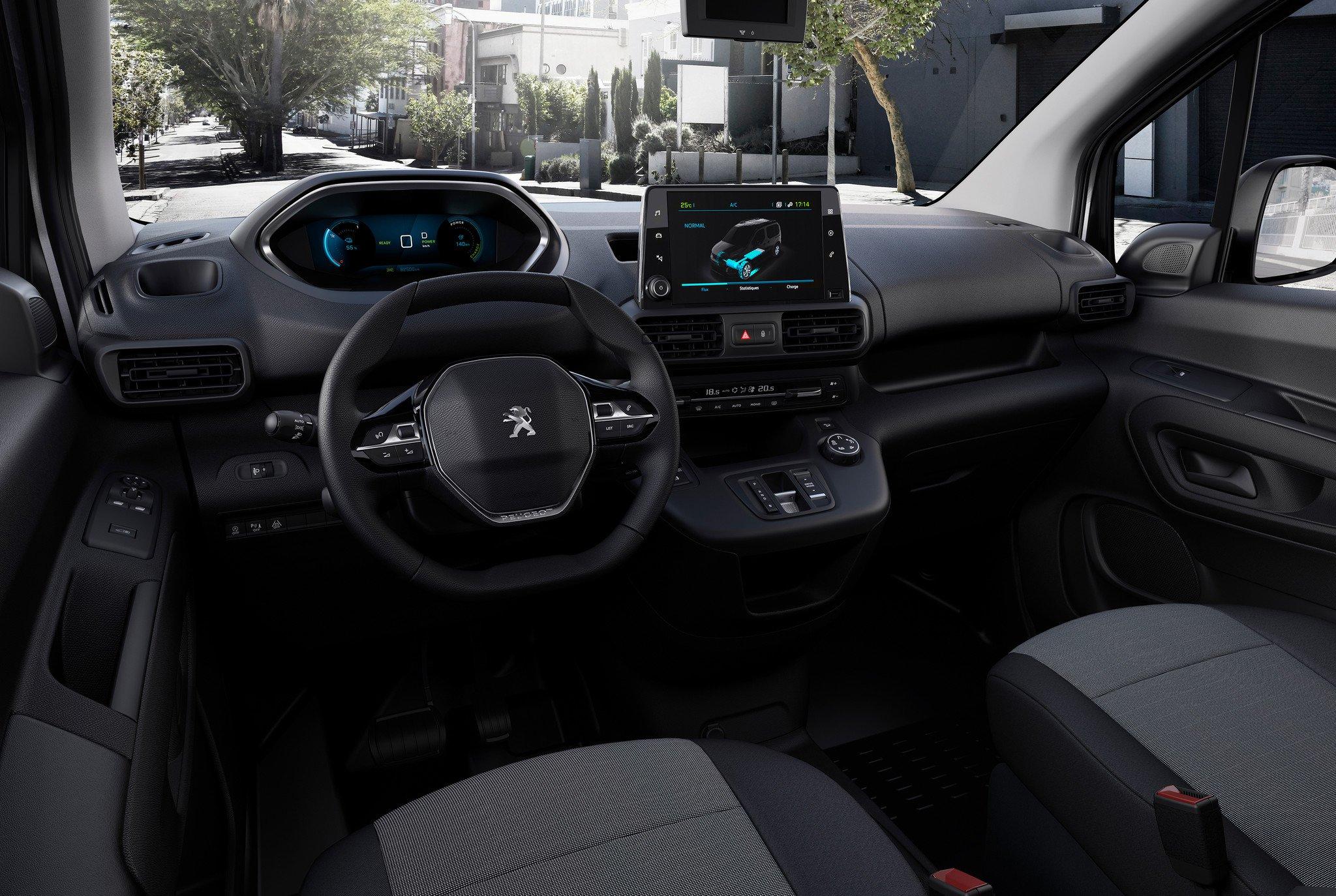 Nuevo Peugeot e-Partner
