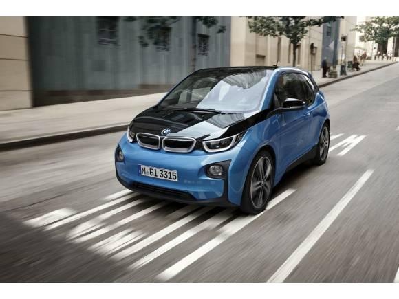 Precios para España del BMW i3 de 300 km de autonomía