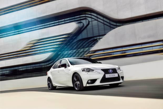 Nueva versión Sport Edition para el Lexus IS