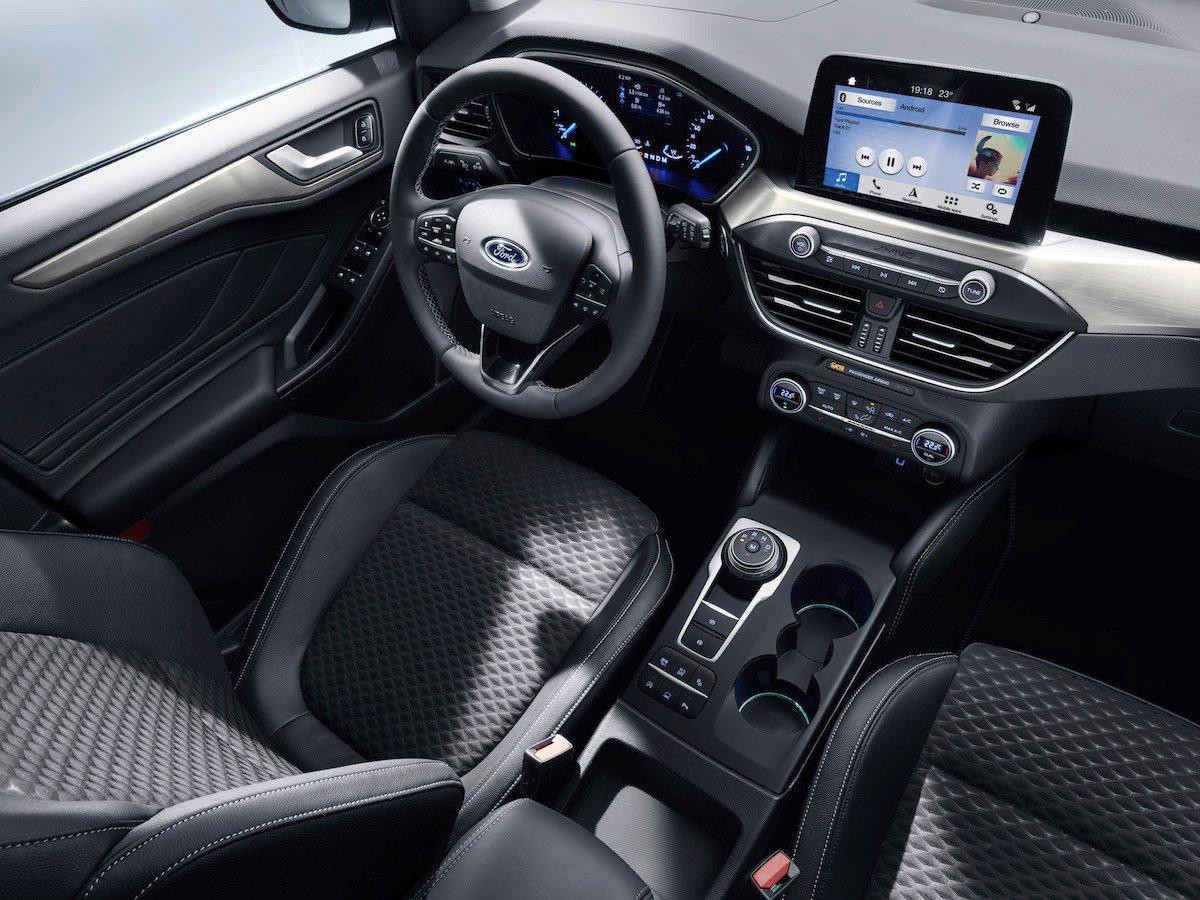 Ford focus modelos 2019