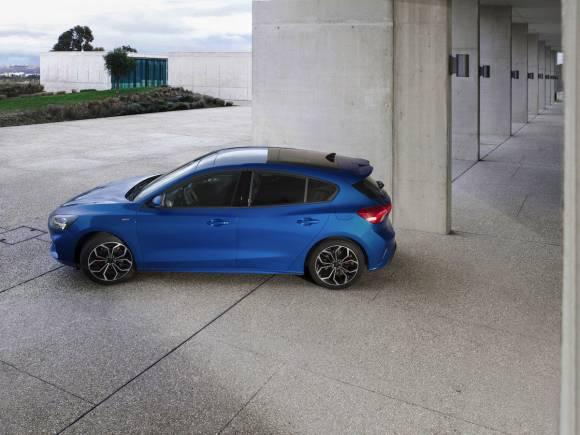 Ford Focus 2019, completamente nuevo