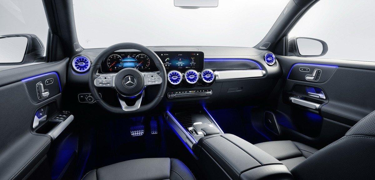 Nuevo Mercedes GLB