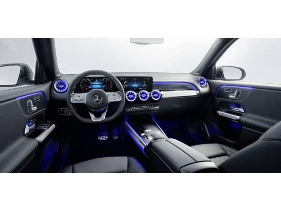 Nuevo Mercedes GLB: SUV compacto familiar…o no