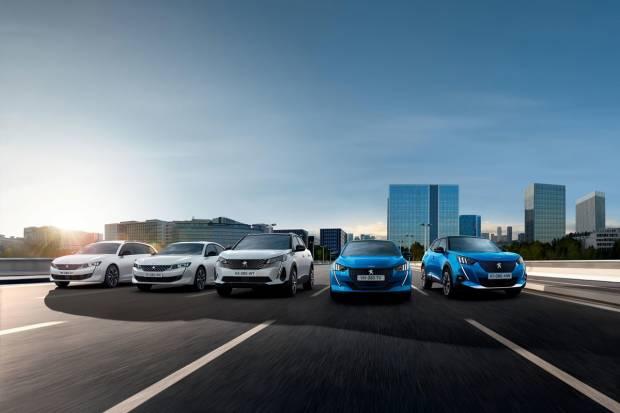Peugeot lidera las ventas en febrero 2021, que siguen con caídas