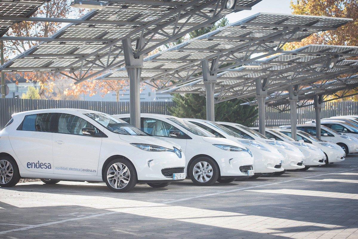 Endesa para comprar coches eleéctricos