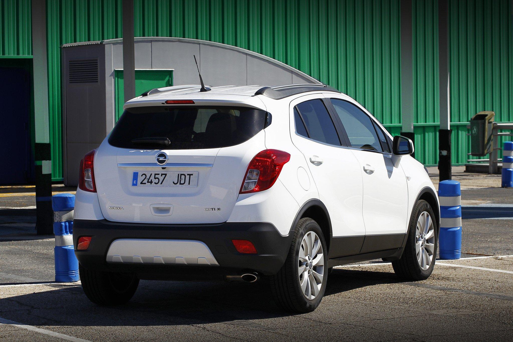 Opel Mokka X 1.6 CDTI Innovation, personalità e sicurezza ...