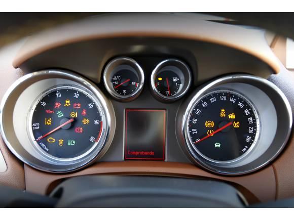 Prueba Opel Mokka 1.6 CDTI 136 CV: el motor más equilibrado