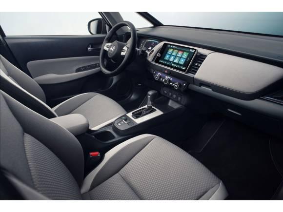 Honda Jazz Crosstar 2021: precio, medidas, datos