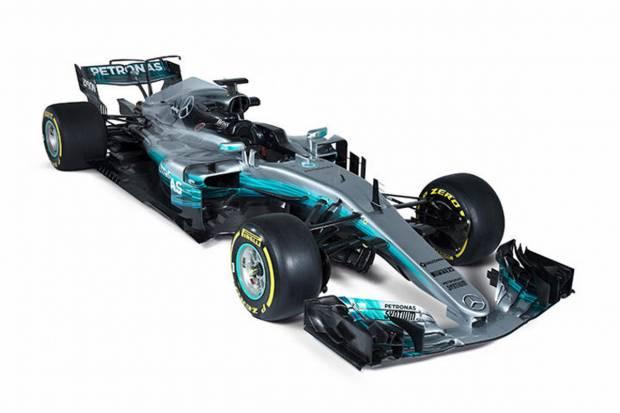 Todos los coches de Fórmula 1 para 2017