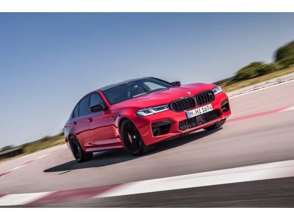 El BMW M5 se actualiza: precios, ligeras novedades de diseño y más dinamismo
