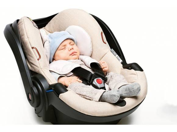 5 razones por las que las sillas infantiles I-SIZE son mejores