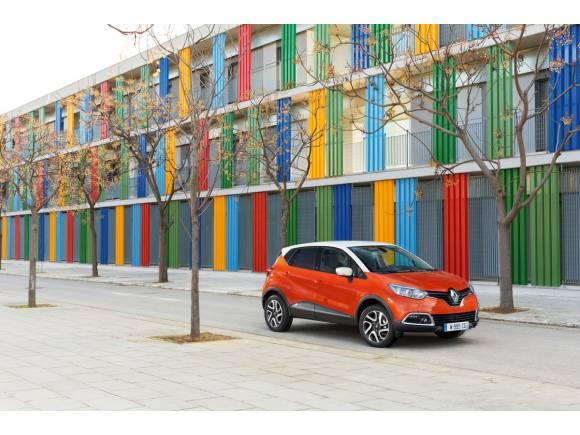 Probamos el Renault Captur Diesel con cambio automático EDC de doble embrague