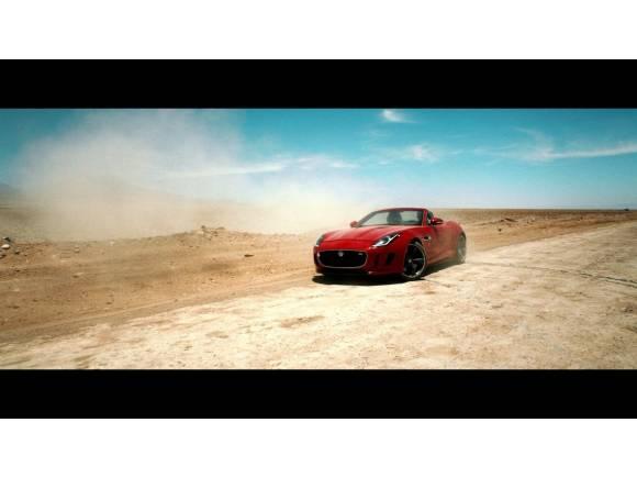 """Estreno del cortometraje """"Desire"""" con el Jaguar F-Type de protagonista"""