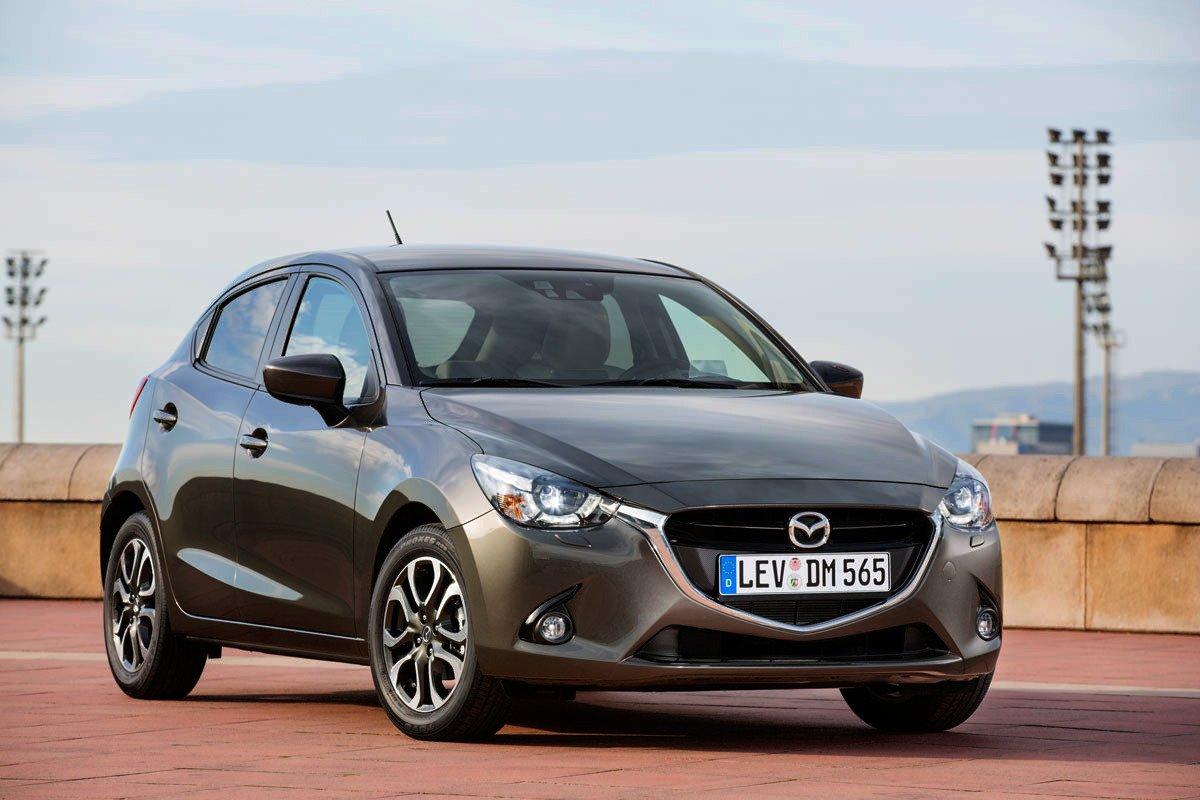 Mazda 2 Rent&Drive