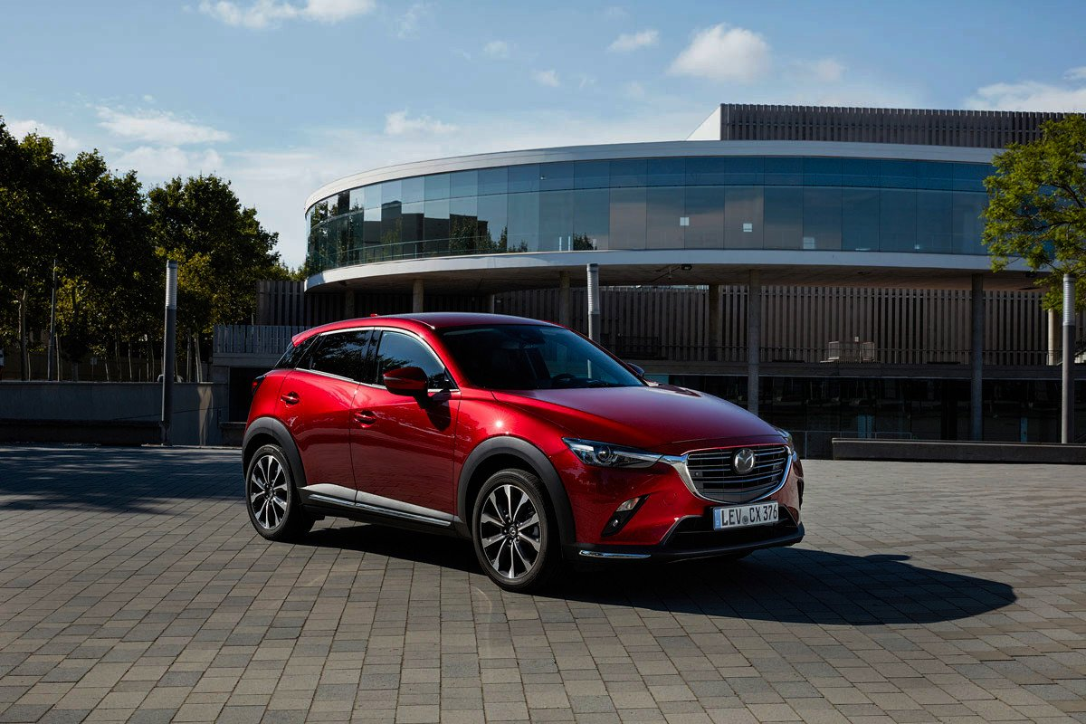 Mazda CX-3 Rent&Drive