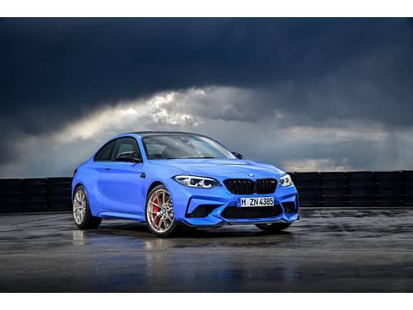 BMW M2 CS: el culmen de esta generación