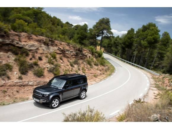 Prueba Land Rover Defender D300: fotos, consumos y opinión