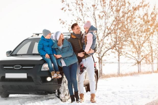 Conducir en Navidad: 10 consejos para que lo hagas de modo seguro