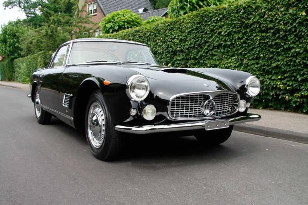 Maserati 3500 GT, el