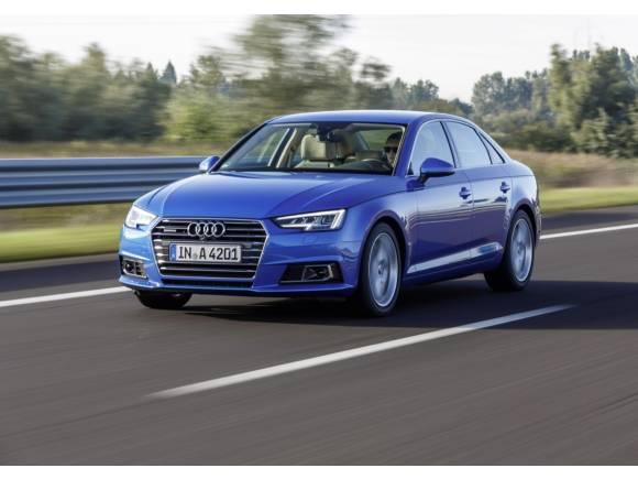 Nuevo Audi A4 2016: a la venta en otoño