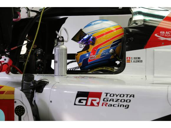 Confirmado, Alonso hará Le Mans y el WEC con Toyota