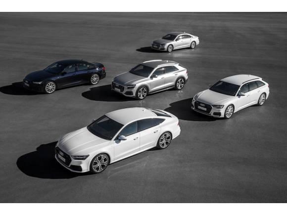 Gama Audi Mild Hybrid, eficiencia premium