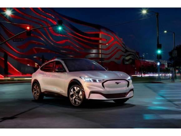 El coronavirus no frena el desarrollo del Ford Mustang Mach-e