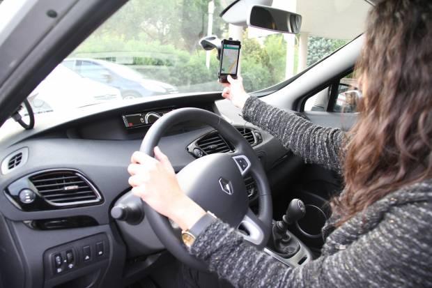 Compartir coche aún no se lleva en España