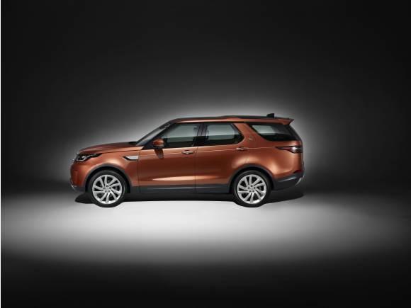 Nuevo Land Rover Discovery 2017, por fin de aluminio