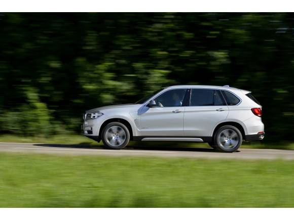 BMW X5 híbrido: precio desde 73.200 euros